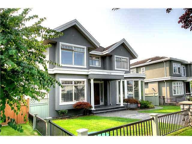 2316 W 22ND Avenue, Vancouver, BC V6L 1L9 (#R2348753) :: TeamW Realty