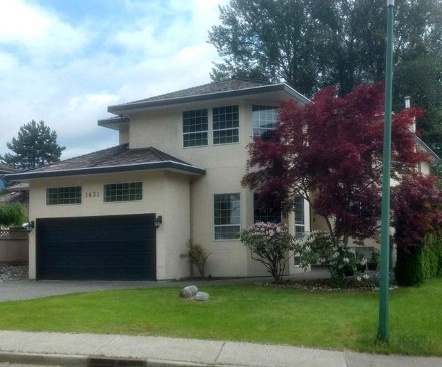 1431 Purcell Drive, Coquitlam, BC V3E 2R7 (#R2351488) :: TeamW Realty
