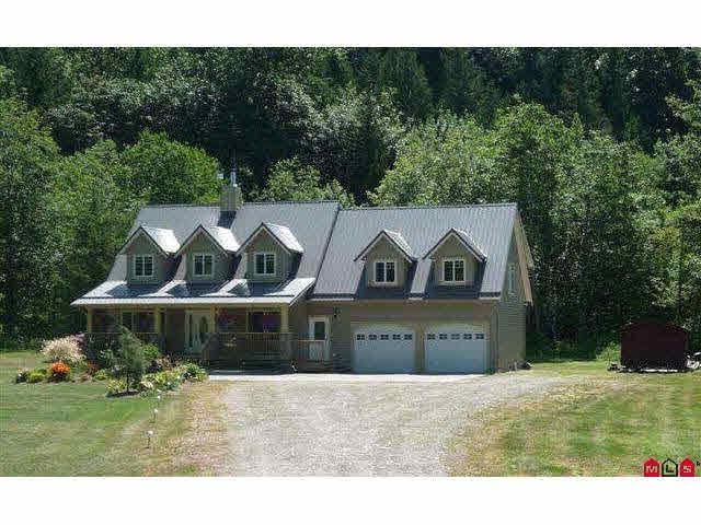 50 Maple Falls Road, Columbia Valley, BC V2R 5B8 (#R2352101) :: TeamW Realty