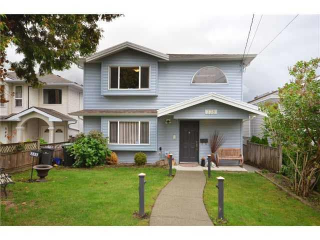 338 E Sixth Avenue, New Westminster, BC V3L 4H3 (#R2353051) :: TeamW Realty
