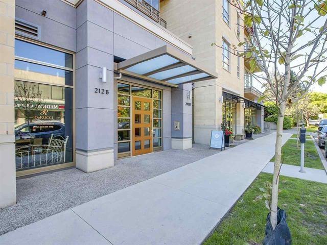 2128 W 40TH Avenue #210, Vancouver, BC V6M 1W5 (#R2359805) :: Vancouver Real Estate