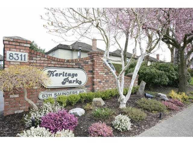 8311 Saunders Road #6, Richmond, BC V7A 2A6 (#R2367079) :: Vancouver Real Estate