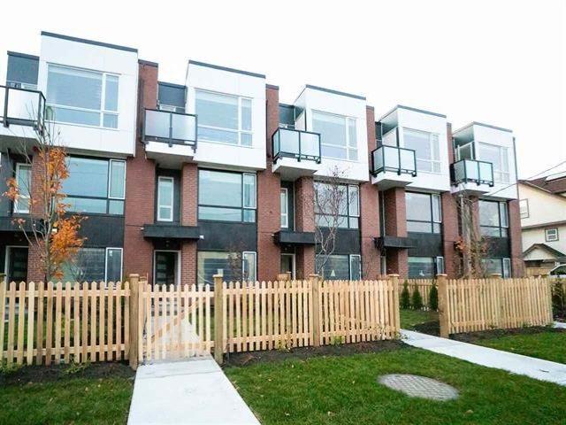 22711 Westminster Highway #6, Richmond, BC V6V 1B6 (#R2376545) :: Royal LePage West Real Estate Services