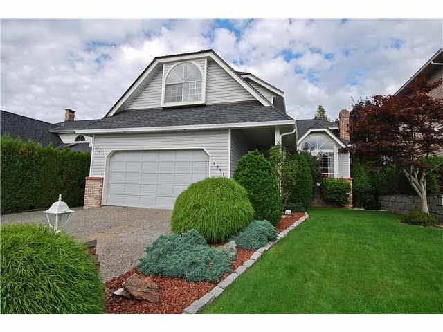 2231 Leclair Drive, Coquitlam, BC V3K 6H6 (#R2377963) :: Royal LePage West Real Estate Services
