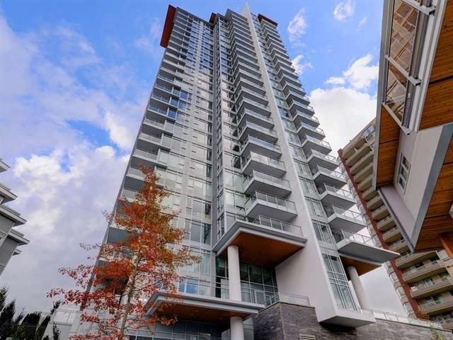 520 Como Lake Avenue #602, Coquitlam, BC V3J 0E8 (#R2380272) :: Royal LePage West Real Estate Services