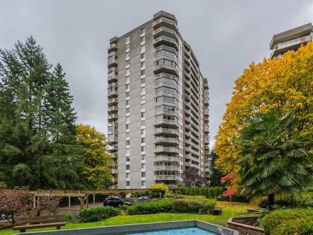 2024 Fullerton Avenue #405, North Vancouver, BC V7P 3G4 (#R2381006) :: Royal LePage West Real Estate Services