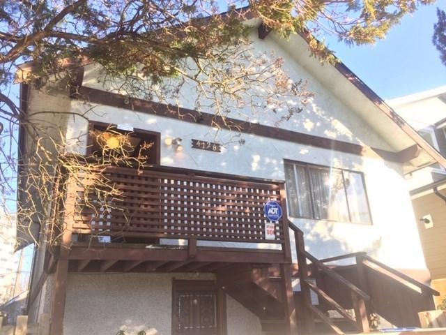 4728 Little Street, Vancouver, BC V5N 4S8 (#R2381070) :: Royal LePage West Real Estate Services