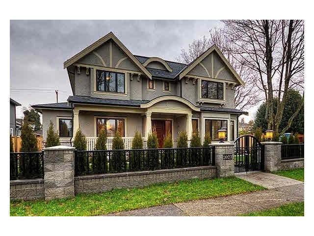 2023 W 63RD Avenue, Vancouver, BC V6P 2J2 (#R2387695) :: Royal LePage West Real Estate Services