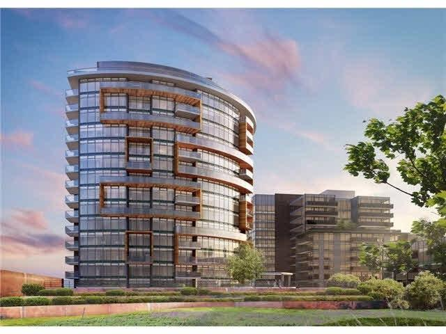 8555 Granville Street #1005, Vancouver, BC V6P 0C3 (#R2388478) :: Royal LePage West Real Estate Services