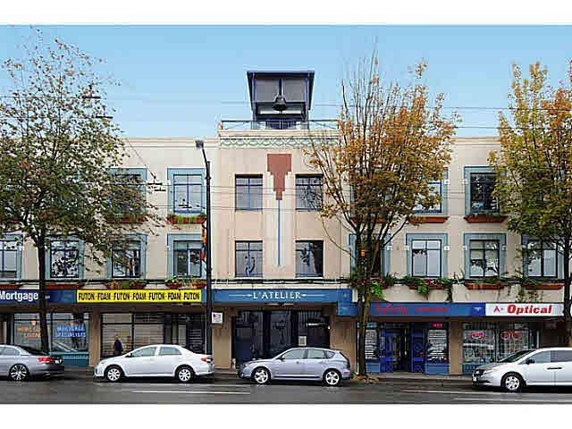 2556 E Hastings Street #303, Vancouver, BC V5K 1Z3 (#R2390100) :: Royal LePage West Real Estate Services