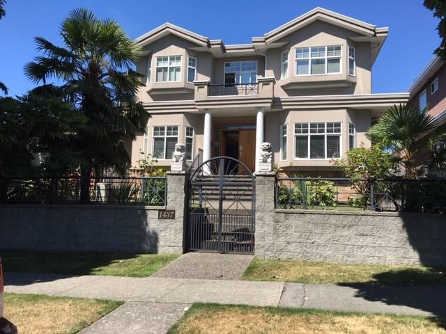 1437 E 58TH Avenue, Vancouver, BC V5P 2B9 (#R2393140) :: Macdonald Realty