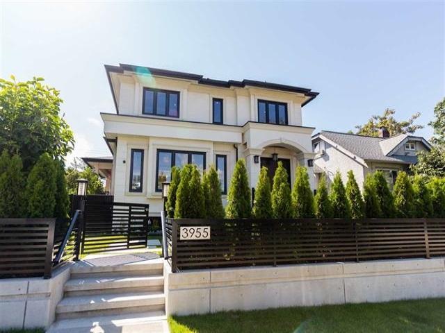 3955 Blenheim Street, Vancouver, BC V6L 2Y8 (#R2395405) :: Aedis Realty