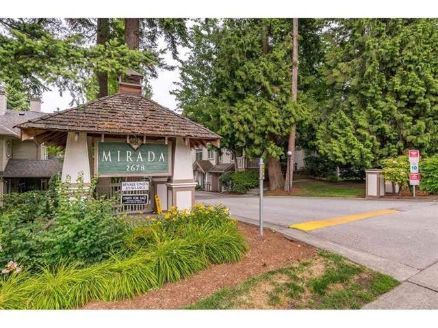 2678 King George Boulevard #26, Surrey, BC V4P 1H6 (#R2404345) :: RE/MAX City Realty
