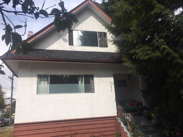 2205 Graveley Street, Vancouver, BC V5L 3C1 (#R2404447) :: RE/MAX City Realty