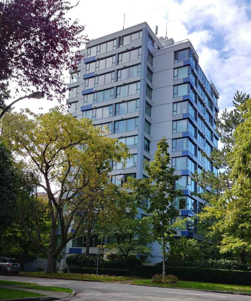 5425 Yew Street #702, Vancouver, BC V6M 3X7 (#R2404758) :: RE/MAX City Realty