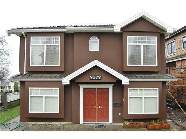 7577 Jasper Crescent, Vancouver, BC V5P 3S6 (#R2413770) :: Macdonald Realty