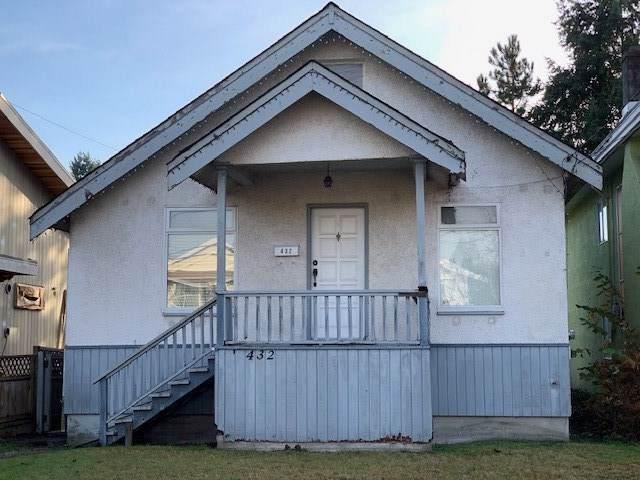432 Alberta Street, New Westminster, BC V3L 3J7 (#R2421107) :: RE/MAX City Realty