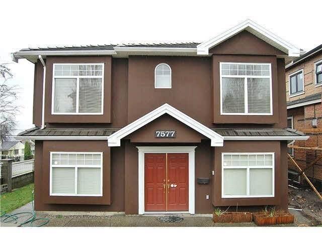 7577 Jasper Crescent, Vancouver, BC V5P 3S6 (#R2427567) :: RE/MAX City Realty
