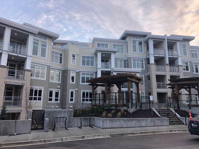15436 31 Avenue #313, Surrey, BC V3X 3W4 (#R2430052) :: RE/MAX City Realty