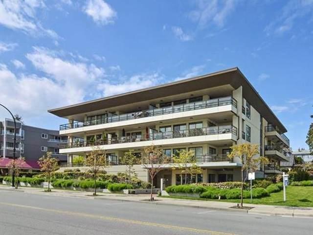 15747 Marine Drive #302, White Rock, BC V4B 1E4 (#R2458306) :: Ben D'Ovidio Personal Real Estate Corporation | Sutton Centre Realty