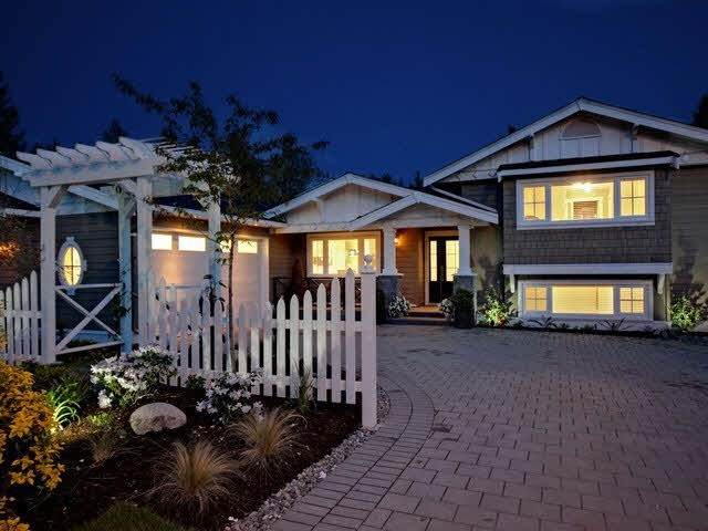 1225 Greenbriar Way, North Vancouver, BC V7R 1L8 (#R2468141) :: Initia Real Estate