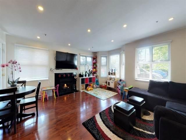 1518 W 70TH Avenue #109, Vancouver, BC V6P 2Z7 (#R2471707) :: Initia Real Estate