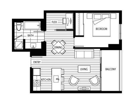 489 Interurban Way #1101, Vancouver, BC V5X 0C7 (#R2473337) :: Initia Real Estate