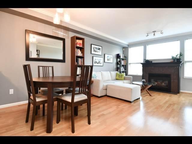 2490 W 2ND Avenue #308, Vancouver, BC V6K 1J6 (#R2473875) :: Initia Real Estate
