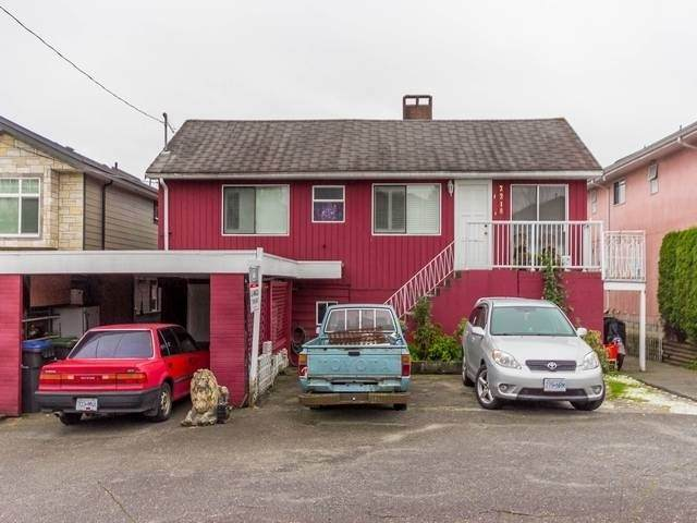 2218 Dublin Street, New Westminster, BC V3M 3B1 (#R2481906) :: Ben D'Ovidio Personal Real Estate Corporation | Sutton Centre Realty