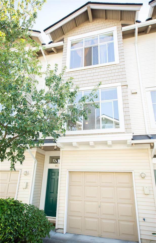 6588 Barnard Drive #90, Richmond, BC V7C 5R8 (#R2487573) :: Ben D'Ovidio Personal Real Estate Corporation | Sutton Centre Realty