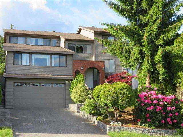 1419 Lansdowne Drive, Coquitlam, BC V3E 1Y5 (#R2497826) :: Homes Fraser Valley