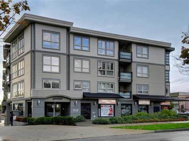 405 Skeena Street #313, Vancouver, BC V5K 0A3 (#R2498580) :: Ben D'Ovidio Personal Real Estate Corporation | Sutton Centre Realty