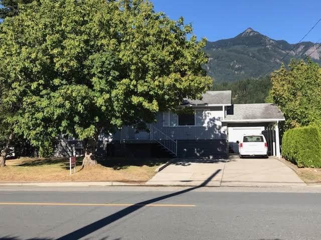 651 6TH Avenue, Hope, BC V0X 1L0 (#R2499933) :: Ben D'Ovidio Personal Real Estate Corporation | Sutton Centre Realty