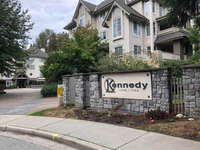 1252 Town Centre Boulevard #128, Coquitlam, BC V3B 7R7 (#R2500828) :: 604 Realty Group