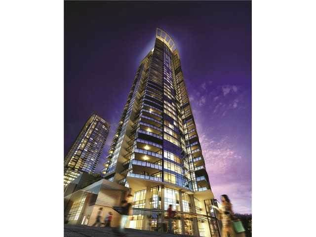 2008 Rosser Avenue #1408, Burnaby, BC V5C 0H8 (#R2501573) :: 604 Realty Group