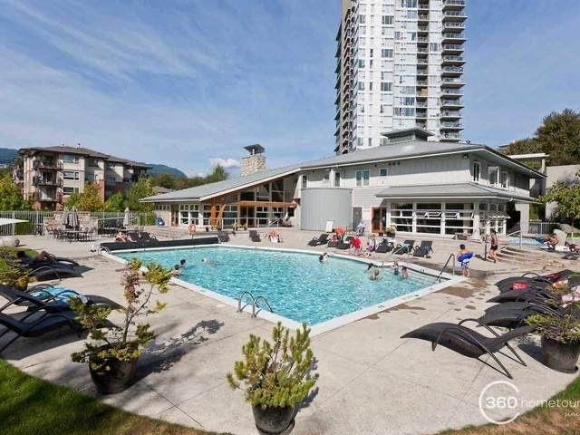 801 Klahanie Drive #427, Port Moody, BC V3H 5K4 (#R2502588) :: Ben D'Ovidio Personal Real Estate Corporation | Sutton Centre Realty