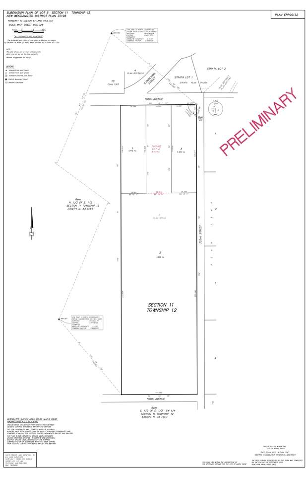 25180 W 108 Avenue Lot 1, Maple Ridge, BC V2W 1G8 (#R2506029) :: Initia Real Estate