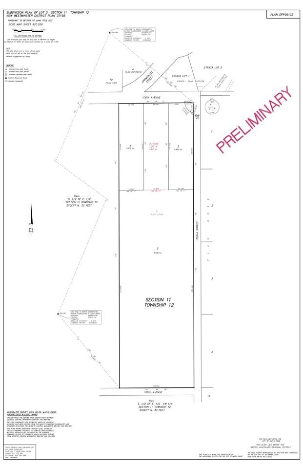 25180 W 108 Avenue Lot 3, Maple Ridge, BC V2W 1G8 (#R2506382) :: Initia Real Estate