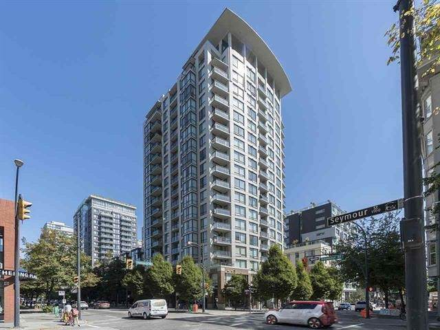 1082 Seymour Street #1903, Vancouver, BC V6B 1X9 (#R2509142) :: Homes Fraser Valley