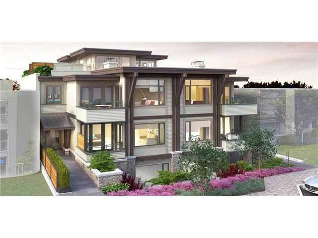 2432 Haywood Avenue #200, West Vancouver, BC V7V 1Y1 (#R2509358) :: Initia Real Estate