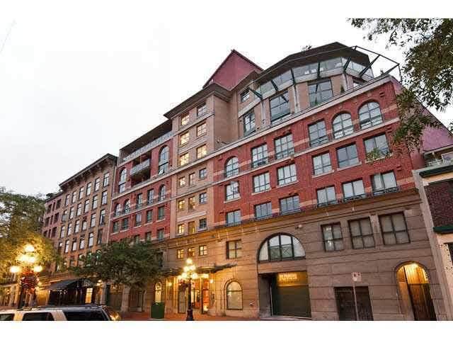 55 Alexander Street #307, Vancouver, BC V6A 1B2 (#R2509780) :: 604 Home Group