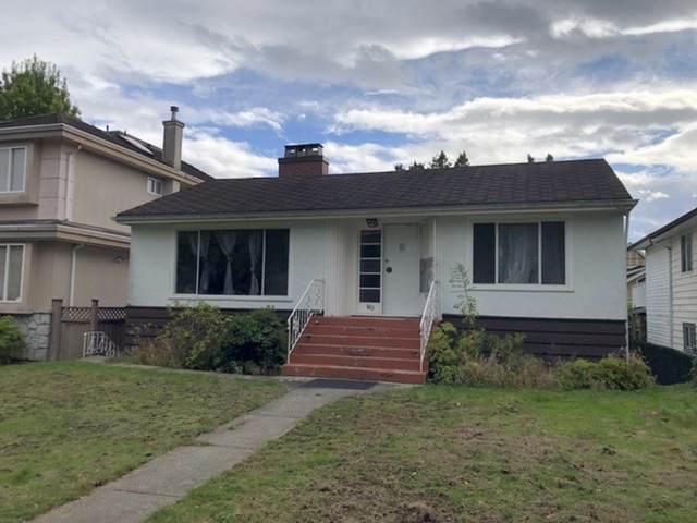 160 W 44TH Avenue, Vancouver, BC V5Y 2V4 (#R2509811) :: Initia Real Estate