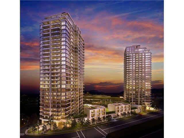 602 Como Lake Avenue #1205, Coquitlam, BC V3J 0G2 (#R2510068) :: Initia Real Estate