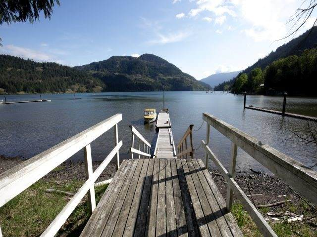 LOT 7 Harrison River, Harrison Hot Springs, BC V0M 1K0 (#R2510435) :: Homes Fraser Valley