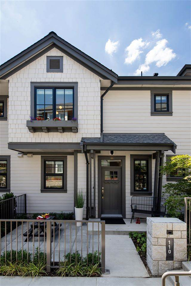 1290 Mitchell Street #178, Coquitlam, BC V3E 0N9 (#R2511417) :: 604 Home Group
