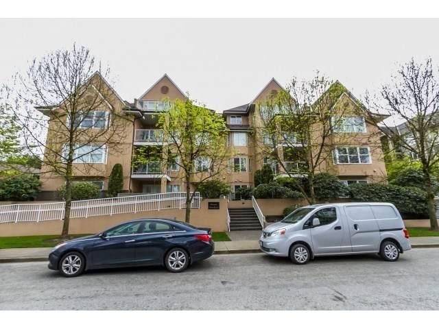 1558 Grant Avenue #107, Port Coquitlam, BC V3B 1P2 (#R2511552) :: 604 Home Group
