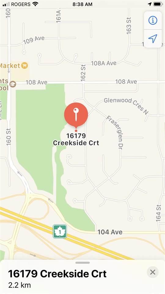 16179 Creekside Court, Surrey, BC V4N 1S6 (#R2511586) :: Initia Real Estate
