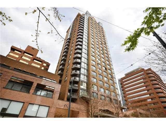 1189 Howe Street #1502, Vancouver, BC V6Z 2X4 (#R2512686) :: Initia Real Estate