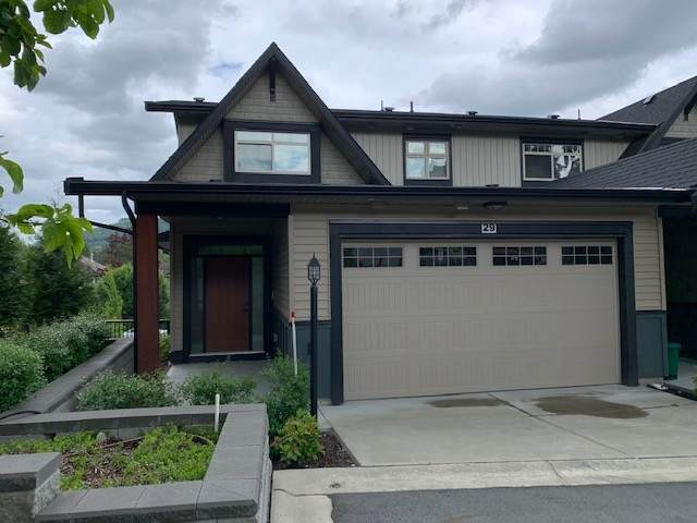 10525 240 Street #34, Maple Ridge, BC V2W 0J3 (#R2513729) :: Ben D'Ovidio Personal Real Estate Corporation | Sutton Centre Realty