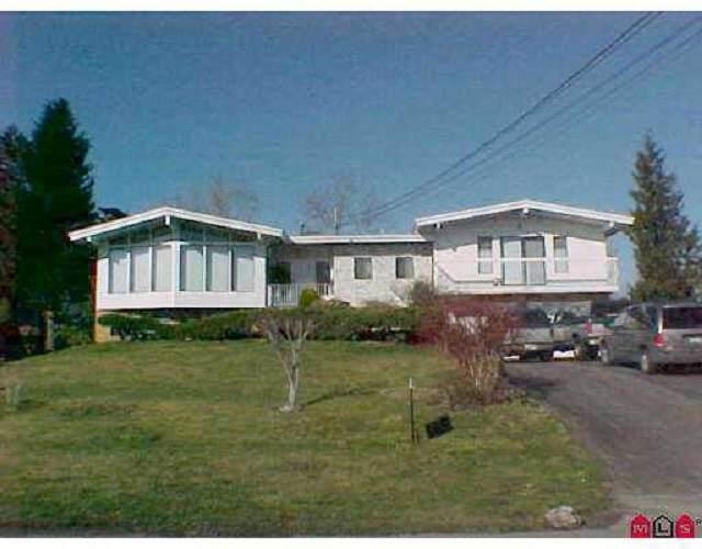 2557 Sunnyside Crescent, Abbotsford, BC V2T 1Y1 (#R2532176) :: Ben D'Ovidio Personal Real Estate Corporation | Sutton Centre Realty